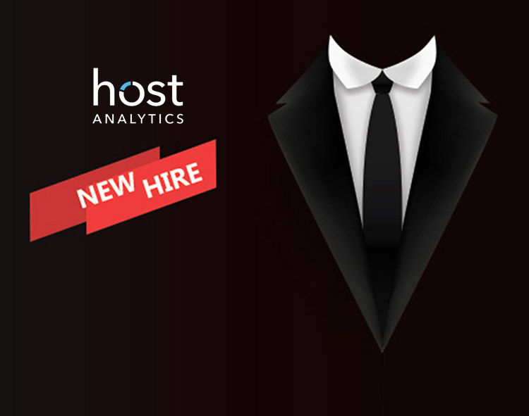 Host Analytics Welcomes New Executives to Accelerate Global Growth