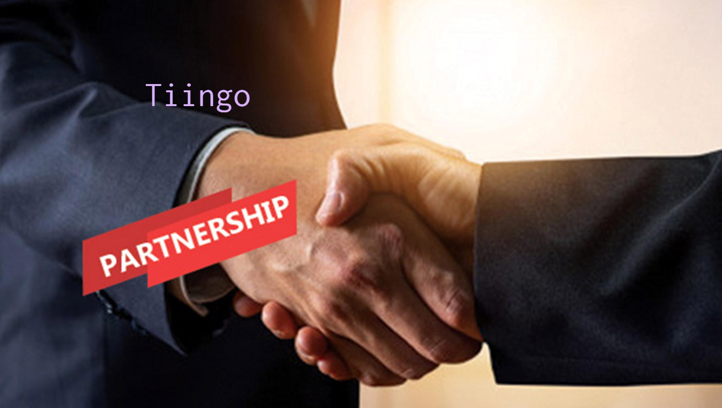 Tiingo Joins FinTech Sandbox as Data Partner to Enable FinTech Startups to Do Good