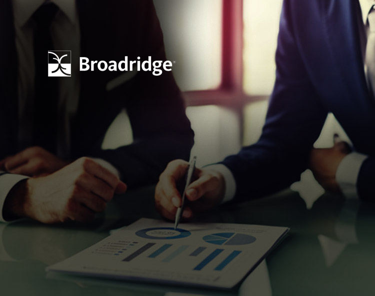 Broadridge Names Vijay Mayadas to Lead Capital Markets