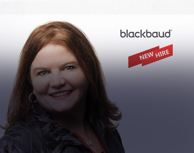 """Blackbaud Appoints Margaret Driscoll as """"Chief People Officer"""""""