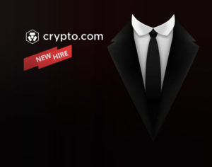 Crypto.com Appoints General Manager, Europe