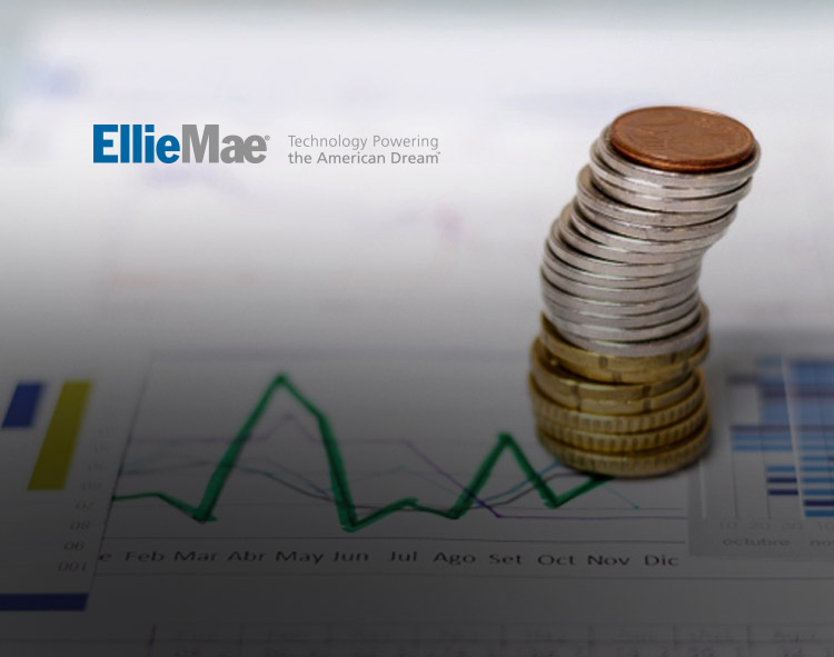 Millennials' Refinance Activity Soars as Interest Rates Hit Historic Lows, According to the Latest Ellie Mae Millennial Tracker