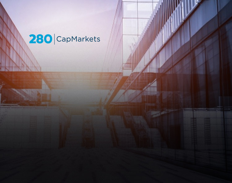 280 CapMarkets Named One of the 'Best Places to Work in Financial Technology' for 2020