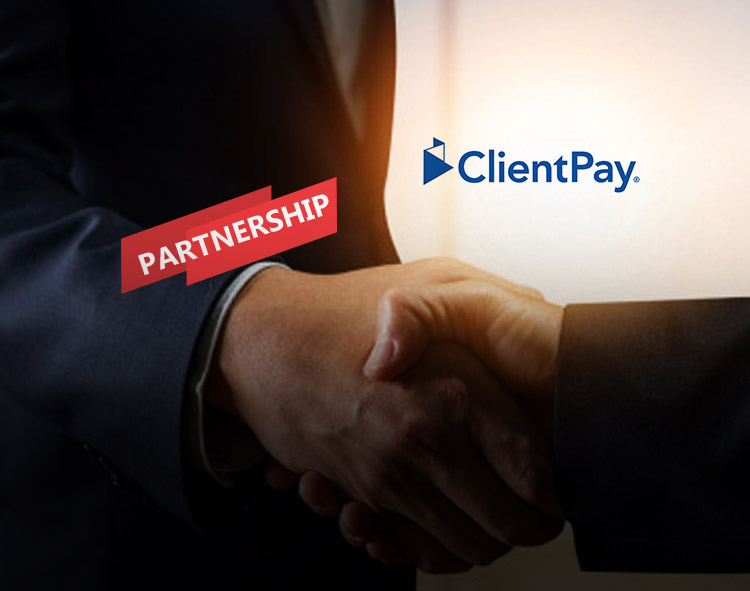 ClientPay Partners With Deltek, Offering Customers The Ability To Streamline Credit Card Acceptance And Accelerate Cash Flow