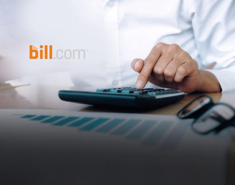 Bill.com Expands Executive Team Adding Tom Clayton as Chief Revenue Officer