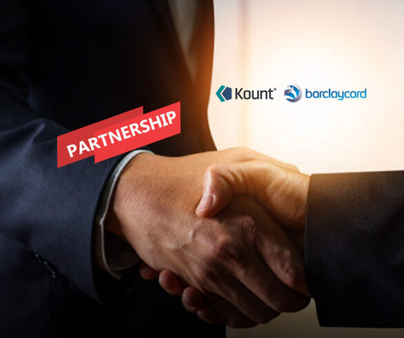Barclaycard Payments Partners With Kount to Deliver Industry-leading Fraud Prevention and Prepare Businesses for Strong Customer Authentication (SCA)