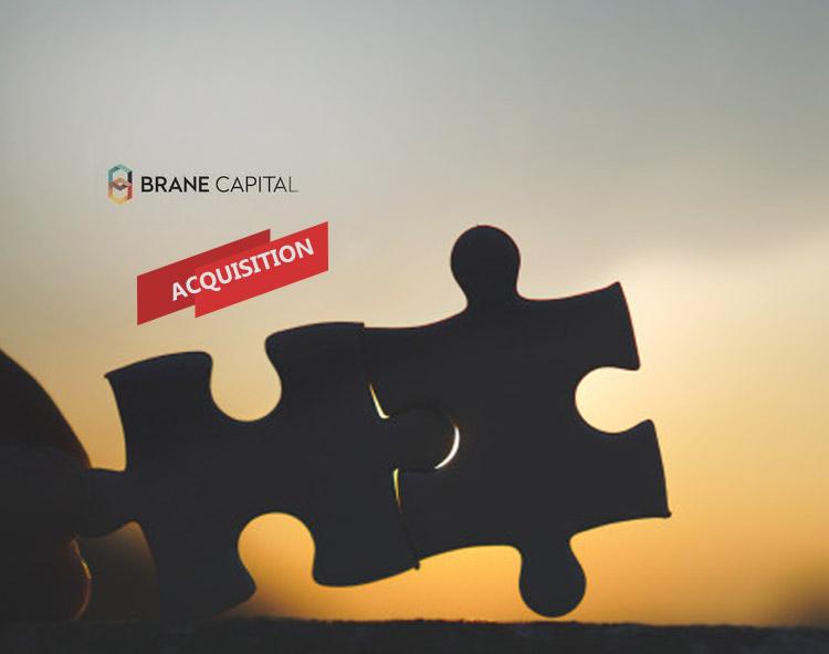 Digital Asset Custody Company Brane Announces First Acquisition