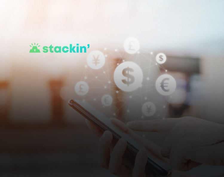 Stackin' Raises $12.6 Million In Funding Led By Octopus Ventures