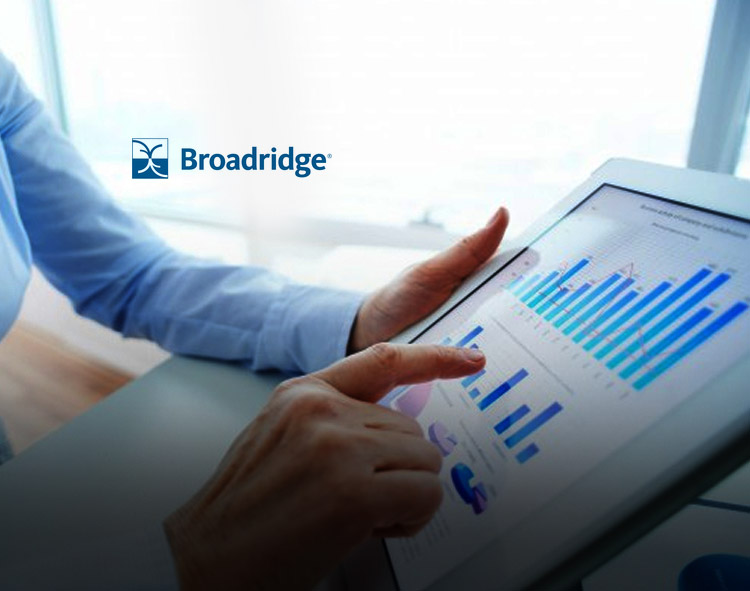 Broadridge Names Edmund Reese Chief Financial Officer