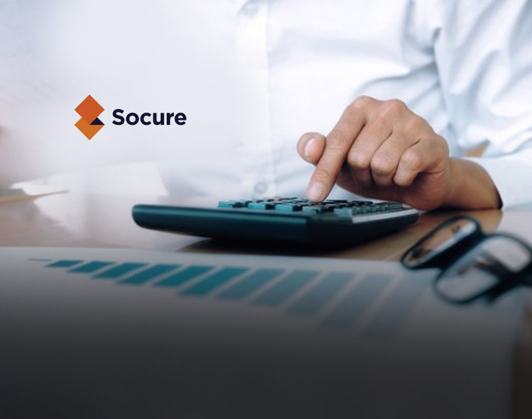 """Socure Wins American Financial Technology Award for the """"Best New Data and Data Services Technology"""" From WatersTechnology"""