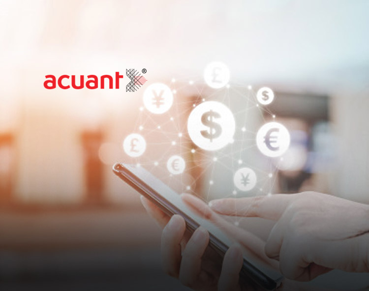 Cryptocurrency Exchange CoinZoom Selects Acuant's Mobile Solution to Meet Know Your Customer (KYC) Regulations