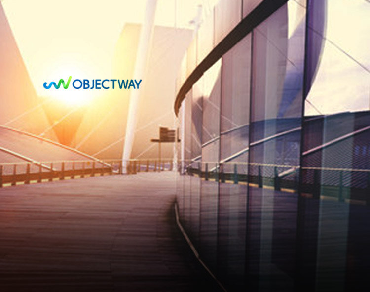"Objectway Wealthtech Suite Crowned ""Best Wealth Management System"" for the Second Consecutive Year"