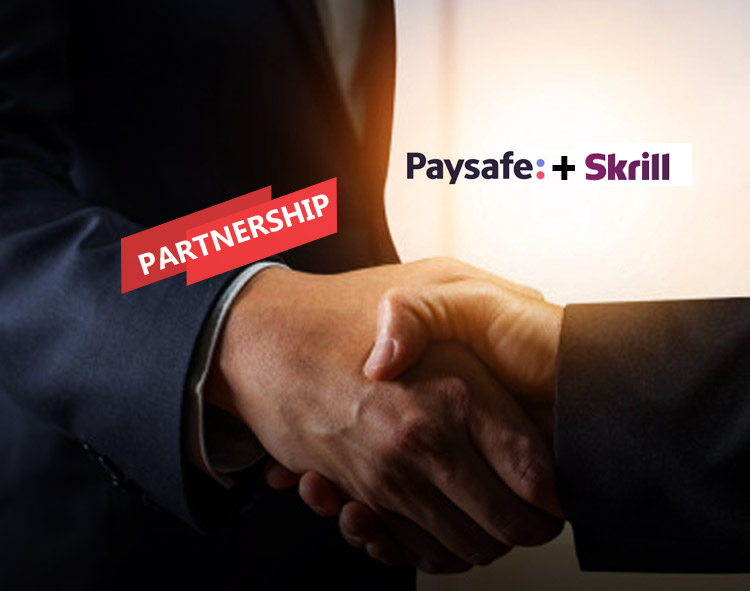 Paysafe Announces New Partnership for its Skrill Digital Wallet