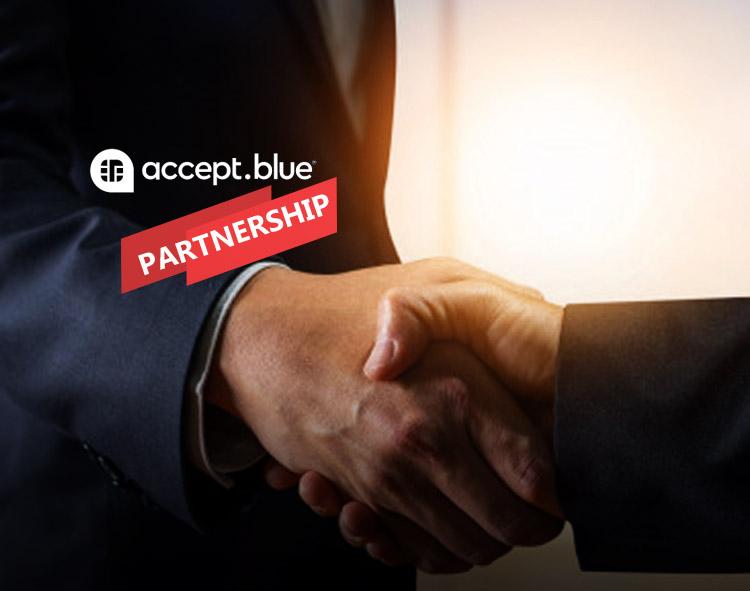 accept.blue LLC Payment Gateway Partners with Vericheck Inc.