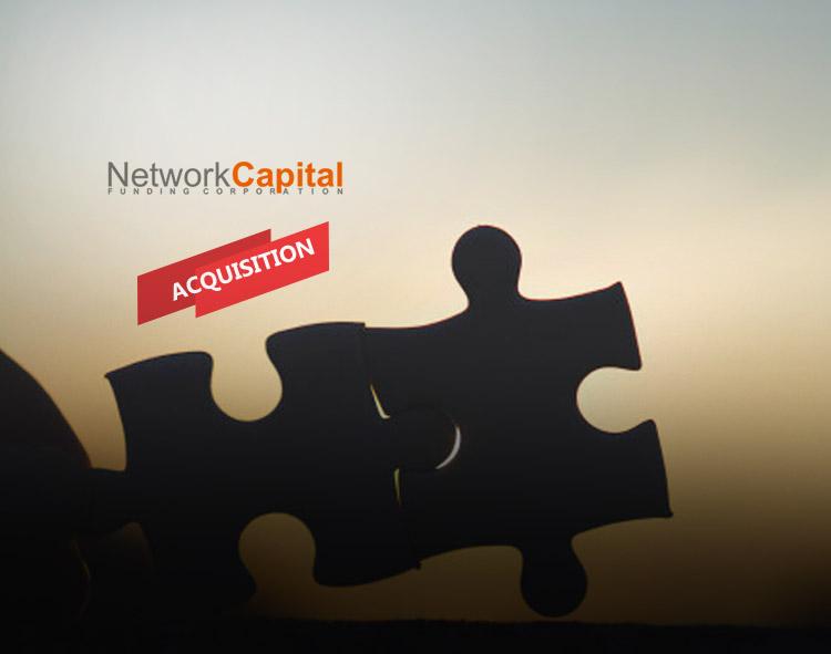 Fintech Lender Network Capital Announces Acquisition of Huge Service Portfolio