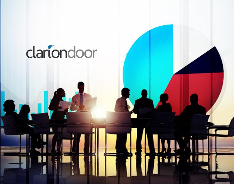 ClarionDoor Hires InsurTech Expert David Cartagena to Lead Product Development