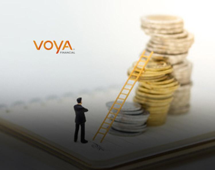 Voya Financial Advisors Enhances Digital Experience to Help Improve Retirement Outcomes
