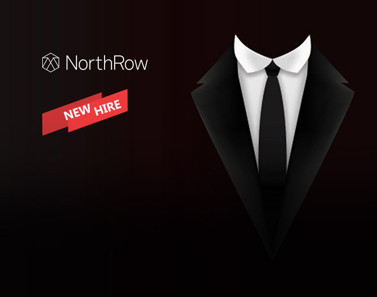 NorthRow Appoints Adam Holden CEO
