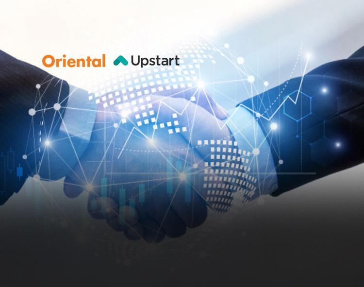Oriental Bank Selects Upstart's Credit Decision API