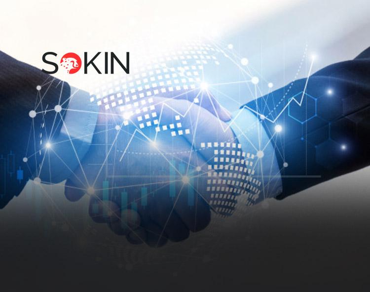 Sokin Chooses Darktrace as Security Partner