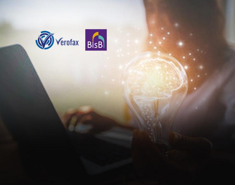 Verofax is the Winner of Bahrain Islamic Bank's 'BisB Innovation Challenge'