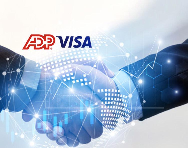 ADP Integrates with Visa Direct