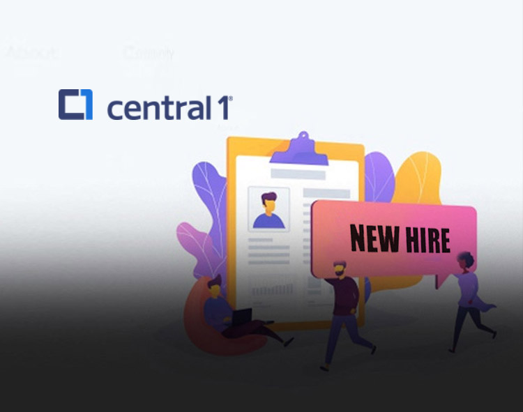 Central 1 Announces Change In Leadership