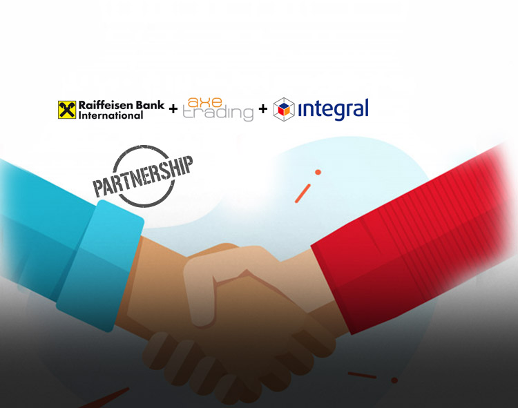 Raiffeisen Bank International Partners with AxeTrading and Integral to Boost Bond Trading